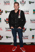 LOS ANGELES, CA, USA - OCTOBER 26: Mark McGrath arrives at An Evening Of Art With Billy Morrison And Joey Feldman Benefiting The Rock Against MS Foundation held at Village Studios on October 26, 2014 in Los Angeles, California. (Photo by David Acosta/Celebrity Monitor)