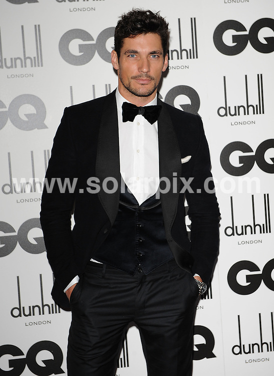 **ALL ROUND PICTURES FROM SOLARPIX.COM**.**WORLDWIDE SYNDICATION RIGHTS**.The GQ Men of the year Awards 2010. Held at the Royal Opera House, Covent Garden, London, on Tuesday September 07, 2010..This pic: David Gandy..JOB REF: 12052 SSD     DATE: 07_09_2010.**MUST CREDIT SOLARPIX.COM OR DOUBLE FEE WILL BE CHARGED**.**MUST NOTIFY SOLARPIX OF ONLINE USAGE**.**CALL US ON: +34 952 811 768 or LOW RATE FROM UK 0844 617 7637**