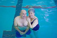 Senior Citizens, Riverside YMCA, Burlington, Burlington County, New Jersey