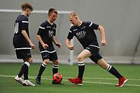 2019 04 24 CAVC Seven a side squad, Cardiff International Stadium, Wales, UK