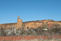 Church ruin , Pajares de los Oteros spain castile and leon
