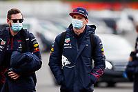 17th April 2021; Autodromo Enzo and Dino Ferrari, Imola, Italy; F1 Grand Prix of Emilia Romagna, Qualifying sessions;   VERSTAPPEN Max ned, Red Bull Racing Honda RB16B
