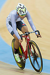 Pang Yao of the IND competes in Women Elite - Omnium II Elimination during the Hong Kong Track Cycling National Championship 2017 on 25 March 2017 at Hong Kong Velodrome, in Hong Kong, China. Photo by Chris Wong / Power Sport Images