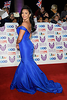 arriving for the Pride of Britain Awards 2018 at the Grosvenor House Hotel, London<br /> <br /> ©Ash Knotek  D3456  29/10/2018
