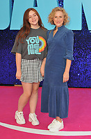 """Esmé Rose Stephenson and Nicola Stephenson at the """"Everybody's Talking About Jamie"""" world film premiere, Royal Festival Hall, Belvedere Road, on Monday 13th September 2021 in Londomn, England, UK. <br /> CAP/CAN<br /> ©CAN/Capital Pictures"""