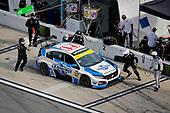 #37 LA Honda World Racing Honda Civic TCR, TCR: Chris Miller, Shelby Blackstock pit stop