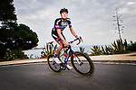 Tom Stamsnijder Team Giant-Alpecin training camp held around Cambrils, Spain. 26 Janiuary 2015<br /> Photo: Team Giant-Alpecin/www.newsfile.ie