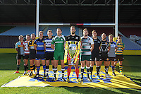 151009 PREMIERSHIP RUGBY LAUNCH
