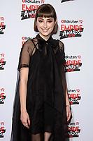 Ellise Chappell<br /> arriving for the Empire Awards 2018 at the Roundhouse, Camden, London<br /> <br /> ©Ash Knotek  D3389  18/03/2018
