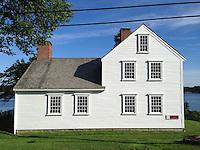 John Perkins House, Castine, Maine, US
