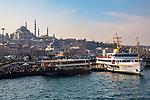 Ferry Terminal, Istanbul