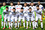 FC Hanoi Team poses for photos during the AFC Champions League 2017 Preliminary Stage match between  Kitchee SC (HKG) vs Hanoi FC (VIE) at the Hong Kong Stadium on 25 January 2017 in Hong Kong, China. Photo by Marcio Rodrigo Machado / Power Sport Images