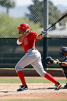 Julio Perez - Los Angeles Angels - 2009 spring training.Photo by:  Bill Mitchell/Four Seam Images