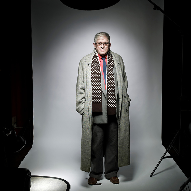 © John Angerson<br /> David Hockney, OM CH RA (born 9 July 1937) is an English painter, draughtsman, printmaker, stage designer and photographer. An important contributor to the Pop art movement of the 1960s, he is considered one of the most influential British artists of the 20th century.