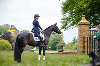 during the Dressage for the CCI-. 2021 GBR-Saracen Horse Feeds Houghton International Horse Trials. Hougton Hall. Norfolk. England. Thursday 27 May 2021. Copyright Photo: Libby Law Photography