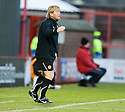 01/01/2011   Copyright  Pic : James Stewart.sct_jsp014_hamilton_v_motherwell  .:: NEW MOTHERWELL MANAGER STUART MCCALL   ::.James Stewart Photography 19 Carronlea Drive, Falkirk. FK2 8DN      Vat Reg No. 607 6932 25.Telephone      : +44 (0)1324 570291 .Mobile              : +44 (0)7721 416997.E-mail  :  jim@jspa.co.uk.If you require further information then contact Jim Stewart on any of the numbers above.........