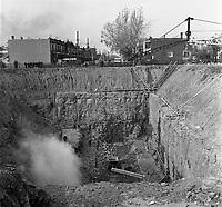 dynamitage-et-creusement-de-la-station-cremazie---22-octobre-1963