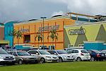 The brand new Albrook Mall, next to the Aeropuerto Marcos A Gelabert, Panama City, Panama