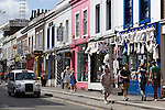 United Kingdom, London: Shops along Pembridge Road, Notting Hill W11 | Grossbritannien, England, London: Shops along Pembridge Road, Notting Hill W11