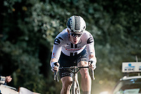 Max Kanter (DEU/Sunweb) up the Kemmelberg<br /> <br /> 82nd Gent-Wevelgem in Flanders Fields 2020 (1.UWT)<br /> 1 day race from Ieper to Wevelgem (232km)<br /> <br /> ©kramon
