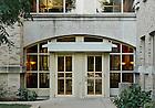 Sept. 19, 2012; Keough Hall door..Photo by Matt Cashore/University of Notre Dame