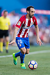 Juan Francisco Torres Belen, Juanfran, of Atletico de Madrid in action during the La Liga match between Atletico de Madrid vs Osasuna at Estadio Vicente Calderon on 15 April 2017 in Madrid, Spain. Photo by Diego Gonzalez Souto / Power Sport Images