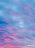 Clouds. sunrise sunset.