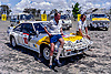 Rauno AALTONEN (FIN)-Lofty DREWS (KEN), OPEL Manta 400 #10, SAFARI RALLY 1984