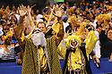 Saints fans, 2004