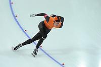 OLYMPICS: SOCHI: Adler Arena, 10-02-2014, 500m Men, Ronald Mulder (NED), ©foto Martin de Jong
