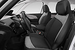 Front seat view of a 2018 Citroen Grand C4 Spacetourer Feel 5 Door MPV front seat car photos