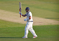 Darren Stevens celebrates his fifty for Kent during Kent CCC vs Worcestershire CCC, LV Insurance County Championship Division 3 Cricket at The Spitfire Ground on 5th September 2021