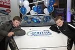 Gary Kelly Monster Car Draw Smiths Garage