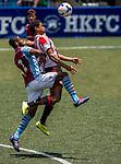 Aston Villa vs Sunderland during the Day 3 of the HKFC Citibank Soccer Sevens 2014 on May 25, 2014 at the Hong Kong Football Club in Hong Kong, China. Photo by Victor Fraile / Power Sport Images