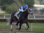 September 20, 2014:  Niki and Dylan, John Bisono up, wins race 1, a maiden claiming race for 3, 4 and 5 year olds on Pennsylvania Derby Day at Parx Racing in Bensalem, PA. Joan Fairman Kanes/ESW/CSM