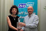 Flogas Staff Service Awards 2010/2011