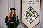 Chula, Ellyse  received their diploma at Bryan Station High school on  Thursday June 4, 2020  in Lexington, Ky. Photo by Mark Mahan Mahan Multimedia
