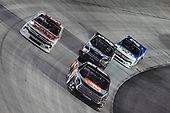 #51: Chandler Smith, Kyle Busch Motorsports, Toyota Tundra JBL, #40: Carson Hocevar, Niece Motorsports, Chevrolet Silverado Scott's