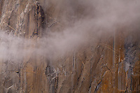 Cloud and Detail, Face of El Capitan