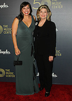 LOS ANGELES, CA, USA - DECEMBER 06: Darcie Roberts, Debra Monk arrives at The Music Center's 50th Anniversary Spectacular held at The Music Center - Dorothy Chandler Pavilion on December 6, 2014 in Los Angeles, California, United States. (Photo by Celebrity Monitor)