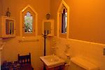 Hearst Castle San Simeon California<br />Bathroom
