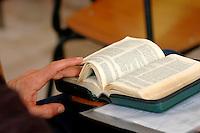 Casa ritiri spirituali  Eremo di Eupilio-Como<br /> La collina dello Spirito:preghiera e silenzio. La bibbia