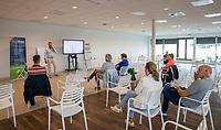 Amstelveen, Netherlands, 7 Juli, 2021, National Tennis Center, NTC, Amstelveen Womans Open,  Sport stroom<br /> Photo: Henk Koster/tennisimages.com