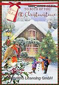 John, CHRISTMAS LANDSCAPES, WEIHNACHTEN WINTERLANDSCHAFTEN, NAVIDAD PAISAJES DE INVIERNO, paintings+++++,GBHSSXC50-1131B,#xl#