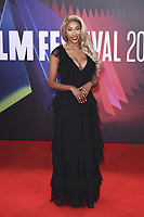 Toni Tone bei der Premiere des Kinofilms 'The Lost Daughter' auf dem 65. BFI London Film Festival 2021 in der Royal Festival Hall. London, 13.10.2021 . Credit: Action Press/MediaPunch **FOR USA ONLY**