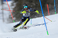 20th February 2021; Cortina d'Ampezzo, Italy; FIS Alpine World Ski Championships, Women's Slalom, Sara Hector