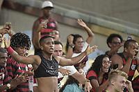 Rio de Janeiro (RJ), 25/01/2020 - Flamengo-Volta Redonda - Bill. do Flamengo, comemora gol. Partida entre Flamengo e Volta Redonda, valida pela terceira  rodada da Taca Guanabara, realizada no Estadio Jornalista Mario Filho (Maracana), na zona norte do Rio de Janeiro, neste sabado (25). (Foto: Andre Fabiano/Codigo 19/Codigo 19)