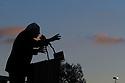 Bernie Sanders speaks during a rally  June 5, 2016 in San Diego, California.   AFP PHOTO / BILL WECHTER
