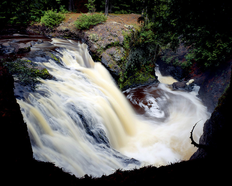 Fresh Water Falling