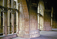 Gloucester Cathedral Triforium Gloucester, England. 1331-1334. Gothic style